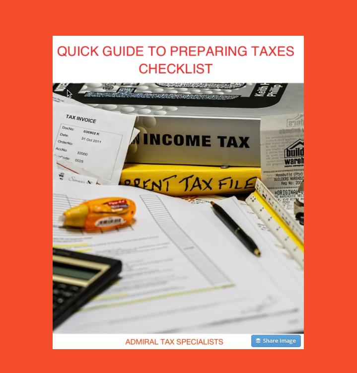 Self Assessment Tax Returns Checklist